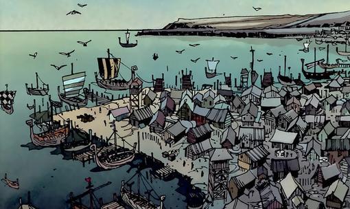 Комиксы: Northlanders | Канобу - Изображение 98
