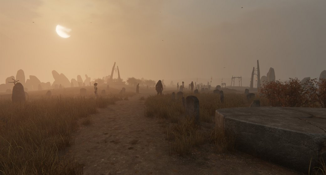 Обзор ремейка «Мора»— все такаяже атмосферная игра, окоторой будут очень долго спорить | Канобу - Изображение 2