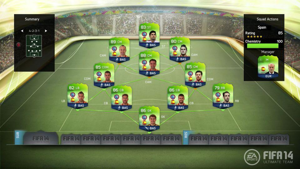 Режим Ultimate Team в FIFA 14 обновят к чемпионату мира   Канобу - Изображение 7370