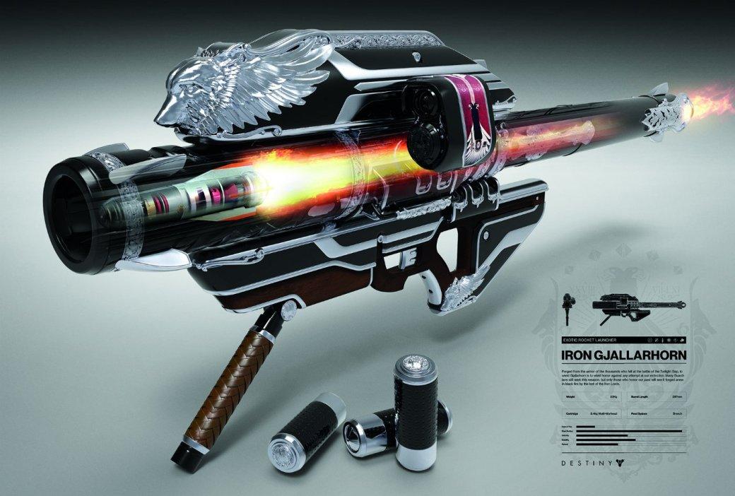 Раскрыты подробности дополнения Destiny: Rise of Iron   Канобу - Изображение 7407