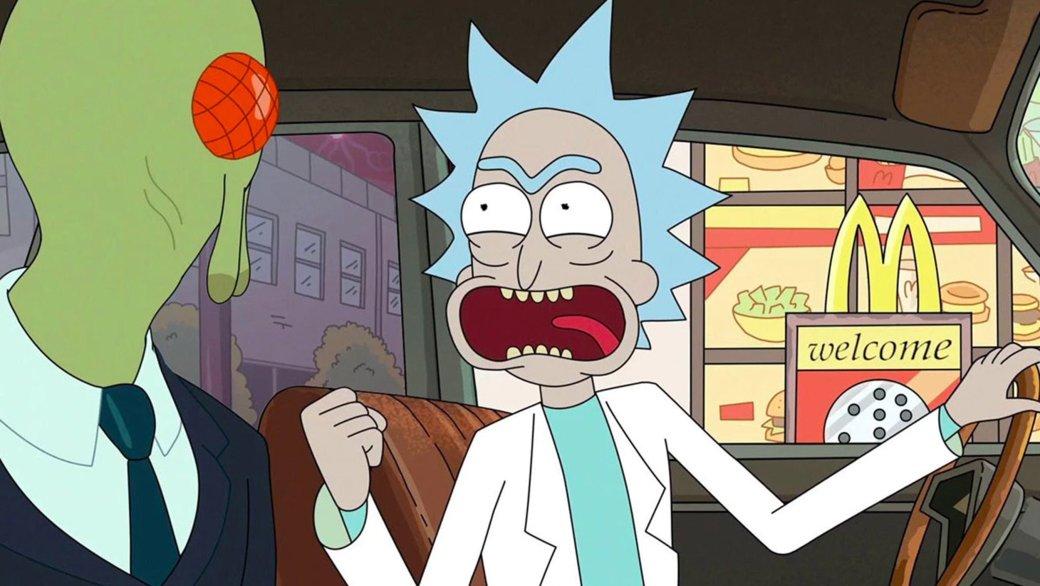 Топ-5 лучших серий мультсериала «Рик иМорти»— поверсии читателей «Канобу» | Канобу - Изображение 0