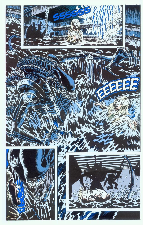 Жуткие комиксы про Чужих, откоторых кровь стынет вжилах   Канобу - Изображение 14