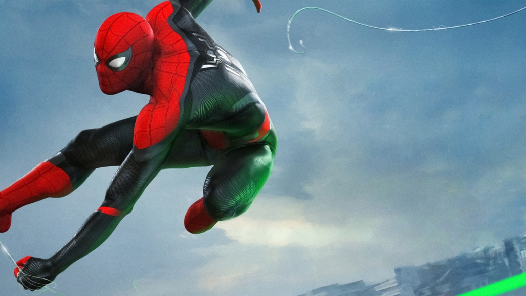 Хаб офильме «Человек-паук: Вдали отдома»   Канобу - Изображение 0