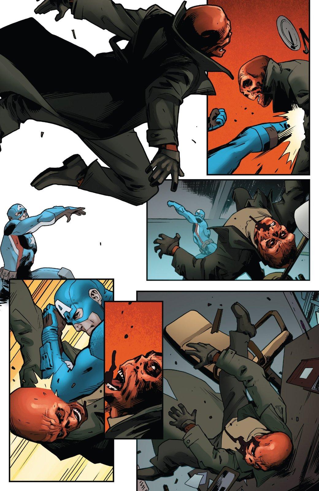 Как Капитан Америка расправился со своим главным врагом | Канобу - Изображение 10617