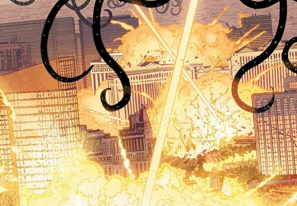 Капитан Америка как лидер Гидры. Галерея ярких моментов Secret Empire | Канобу - Изображение 19