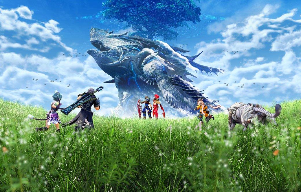 Рецензия на Xenoblade Chronicles 2. Обзор игры - Изображение 1