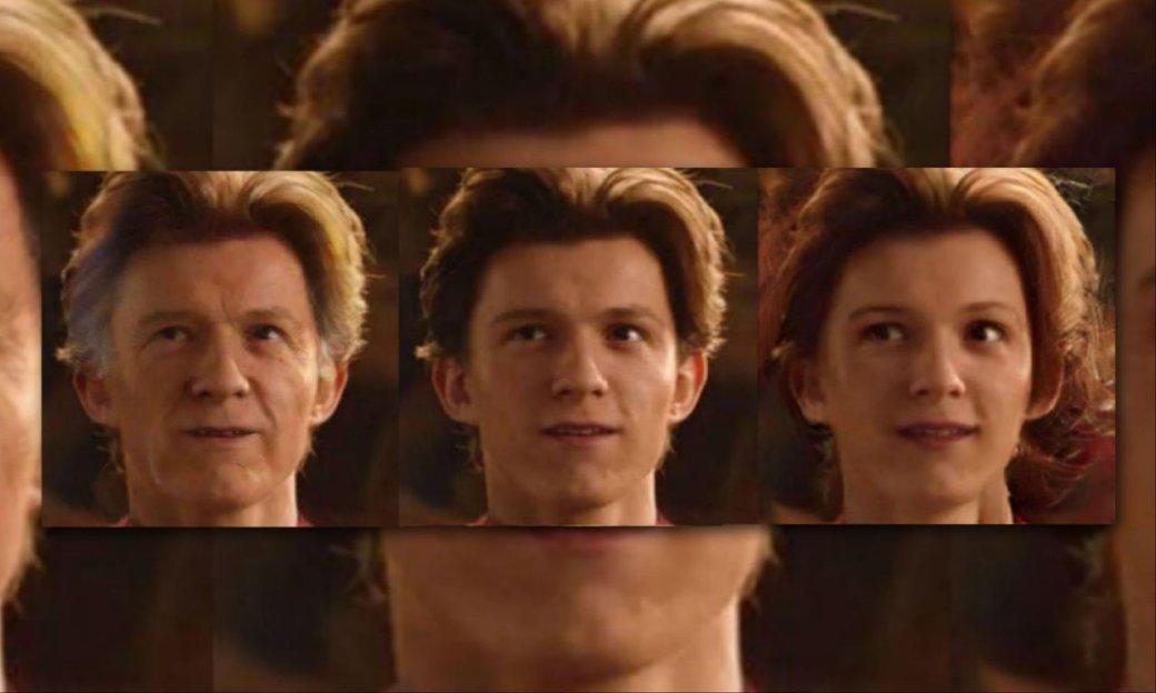 Старик Тор иДракс-девушка: нагероев Marvel применили FaceApp. Результат впечатляет!. - Изображение 12
