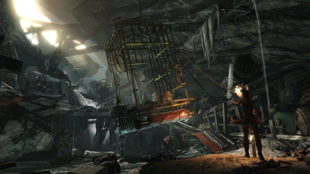 "Tomb Raider. Репортаж с ""Игромира 2012"". | Канобу - Изображение 5"