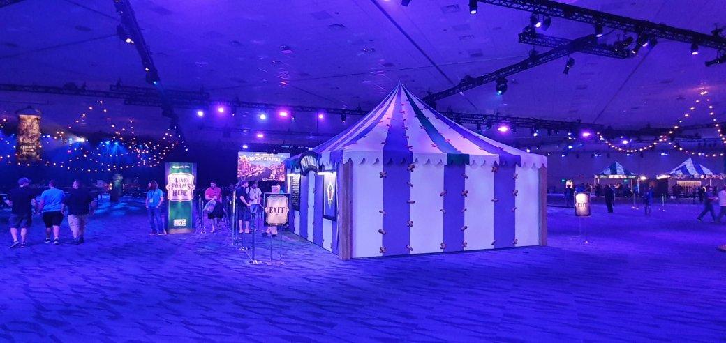 На BlizzCon в этом году развернулась настоящая Ярмарка Новолуния из World of Warcraft | Канобу - Изображение 12299
