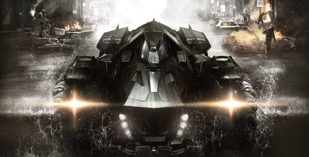 История бэтмобиля: все машины Темного Рыцаря | Канобу