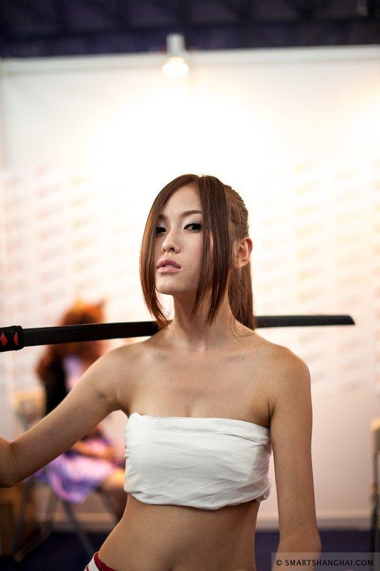 Лучшие девушки самой большой азиатской выставки цифровых развлечений | Канобу - Изображение 4