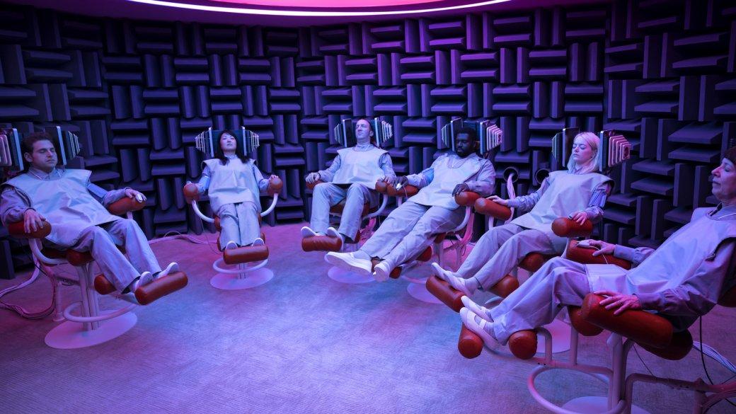 Рецензия насериал «Маньяк»— психологический sci-fi сЭммой Стоун, неоправдавший надежд | Канобу - Изображение 3