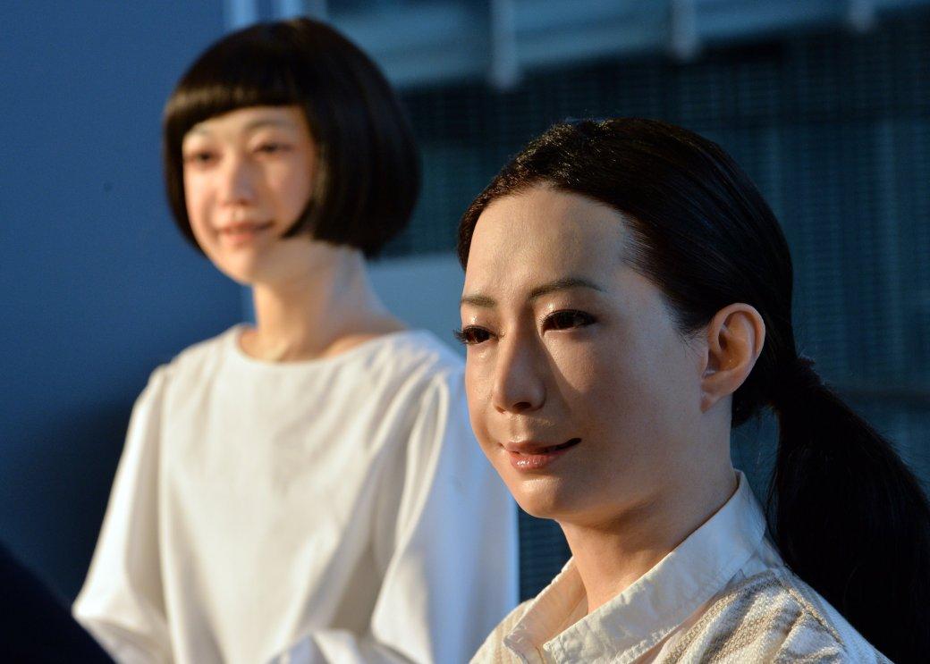 Почти Detroit: самые совершенные роботы, созданные человечеством. - Изображение 3