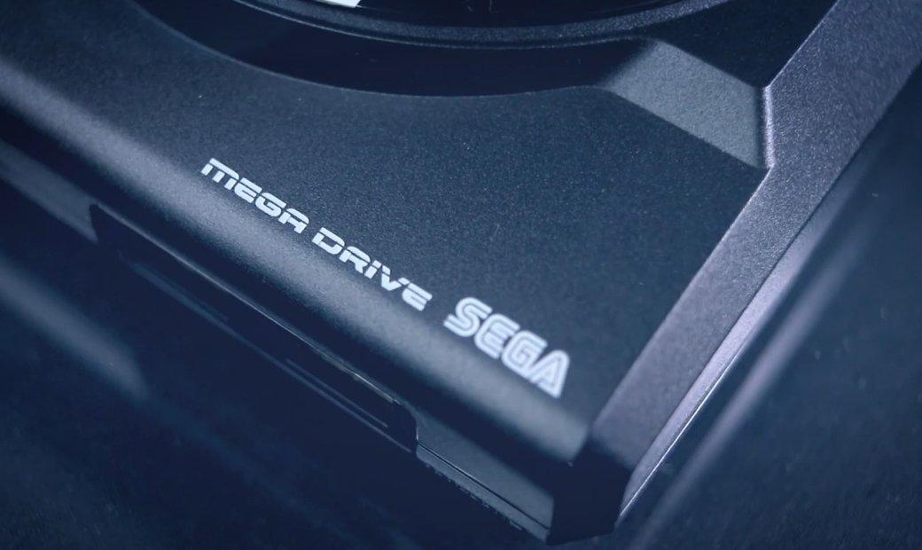 Sega Mega Drive Mini: новый дизайн, цена иполный список игр ретро-консоли | Канобу - Изображение 0