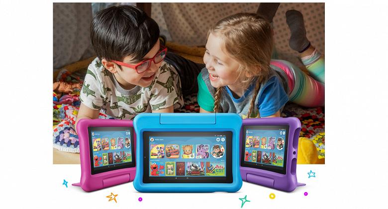 Amazon обновила взрослые идетские бюджетные планшеты All-New Fire 7и7Kids Edition | Канобу - Изображение 2