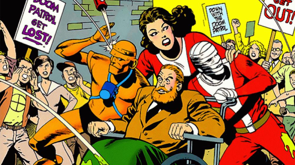 Doom Patrol— вспоминаем историю одной изсамых необычных команд вкомиксах DC | Канобу