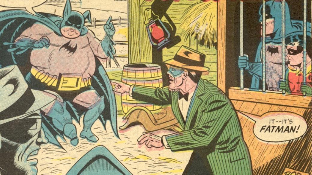 Как хорошо тызнаешь Бэтмена? Безумный тест для фанатов Темного рыцаря. - Изображение 1