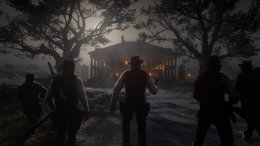 Слух: в Red Dead Online все же будет «королевская битва»