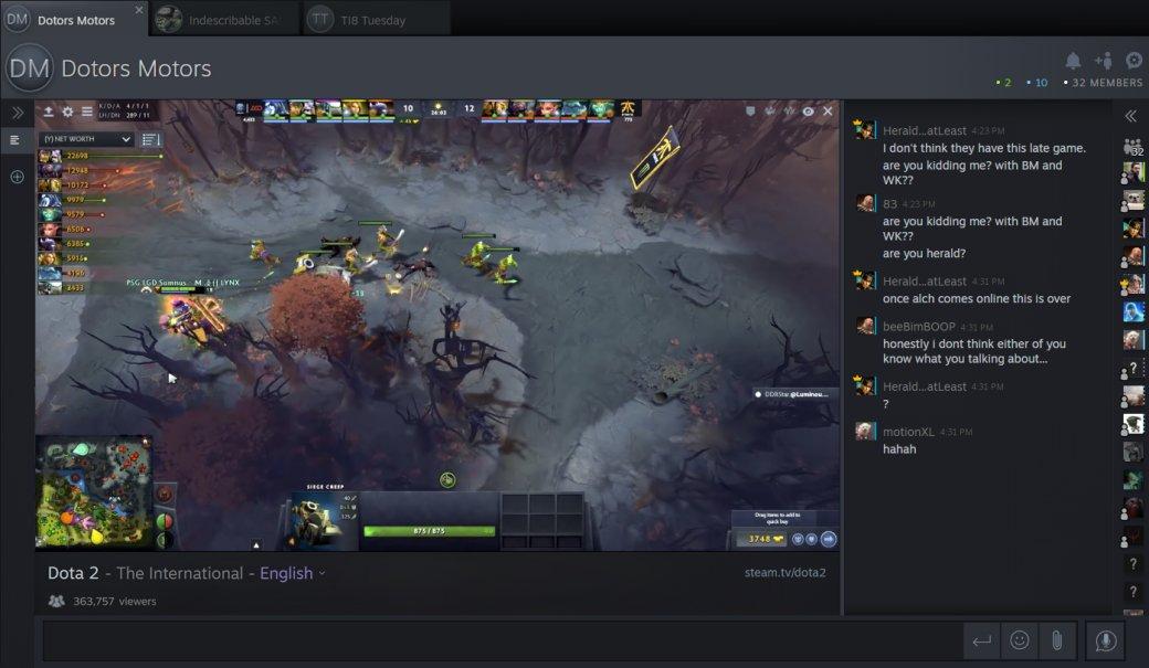 Twitch, держись! Valve запустила стриминговый сервис Steam.tv | Канобу - Изображение 9863