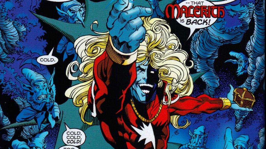 Мифология скандинавов вкомиксах Marvel— отТора иего окружения доисторий вроде War ofthe Realms | Канобу - Изображение 6
