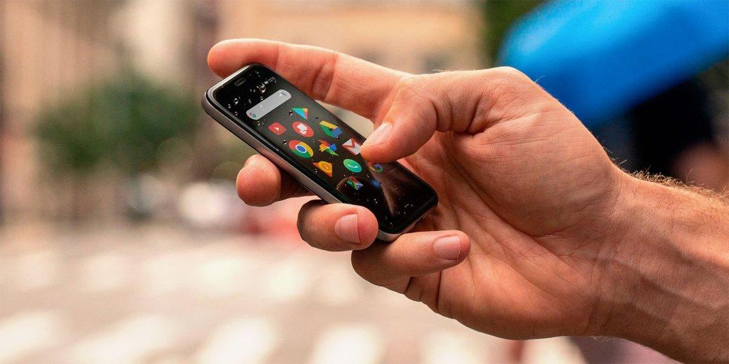 Самые бесполезные и необычные смартфоны и другие гаджеты 2019 - топ оригинальных устройств | Канобу - Изображение 2436