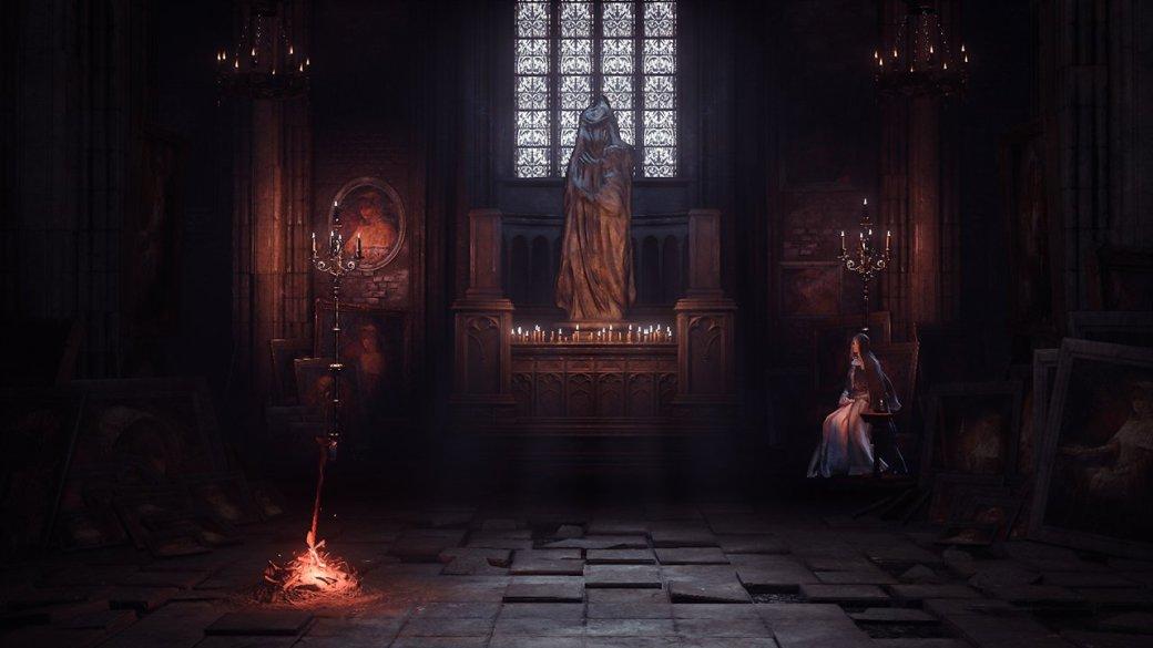 20 изумительных скриншотов Darks Souls 3: Ashes of Ariandel | Канобу - Изображение 10335