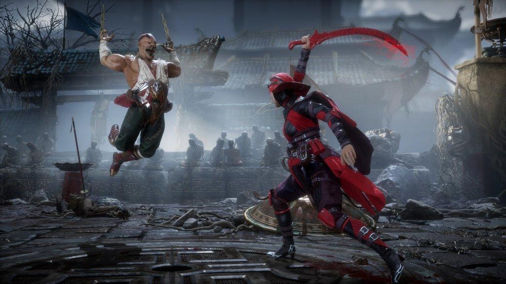 Скоро выходит Mortal Kombat 11— все, что нужно знать обигре дорелиза, бойцы, ростер, сюжет | Канобу