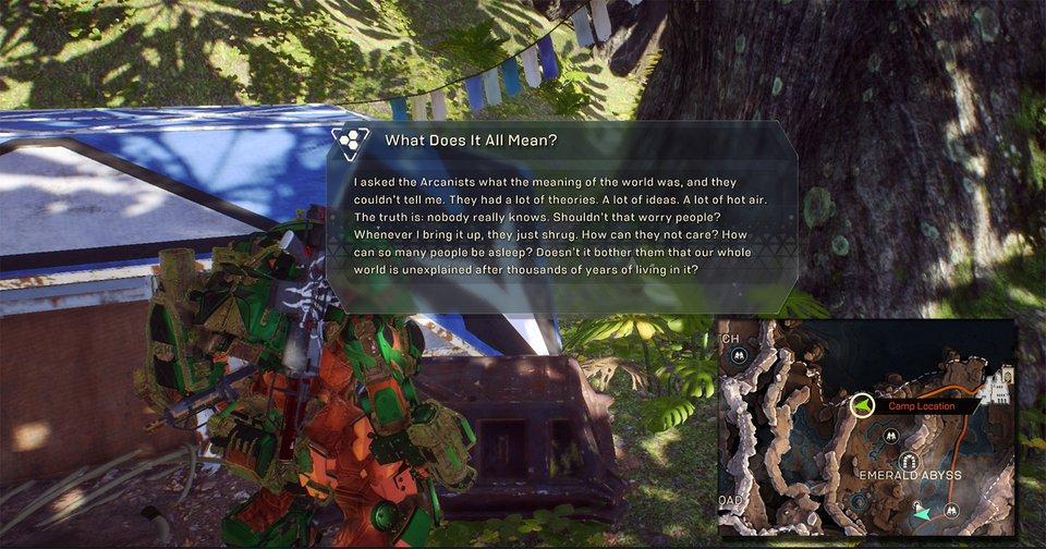 ВAnthem нашли сообщение, намекающее напроблематичную разработку игры | Канобу - Изображение 5216