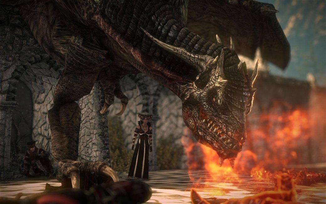 Пахнет жареным: 8 игр с драконами | Канобу - Изображение 5