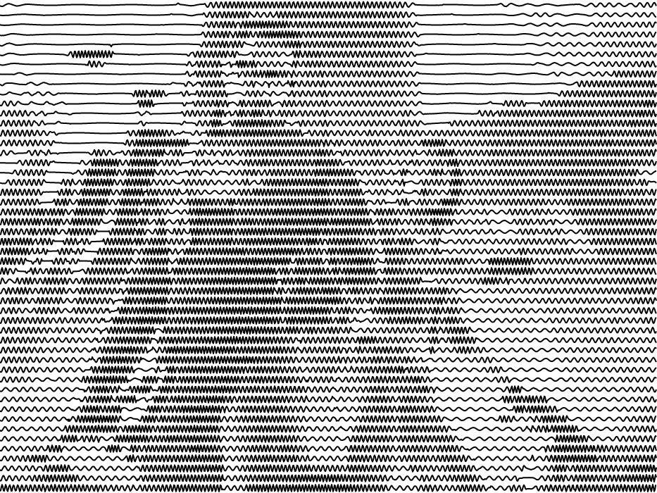 Бэтмен, Ведьмак и Макс Пэйн в минимализме — всего 50 линий и 2 цвета