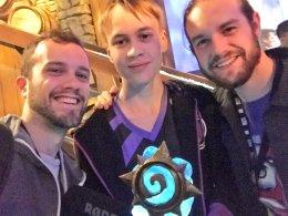 Павел Бельтюков стал чемпионом по Hearthstone: реакция интернета