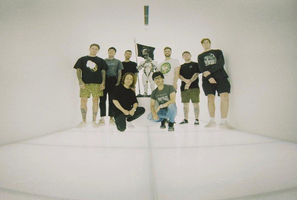 Bring Me The Horizon зазвучит в Death Stranding? Британская рок-группа в гостях у Хидео Кодзимы!  | - Изображение 3