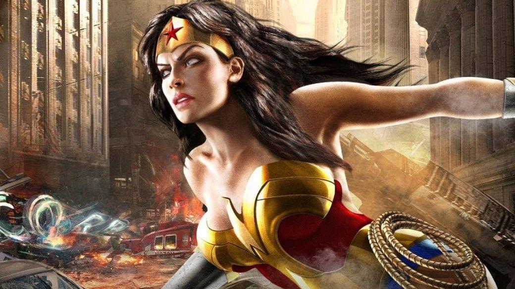 Кто такая Чудо-женщина (Wonder Woman) - комиксы DC Comics, фильмы | Канобу - Изображение 3968