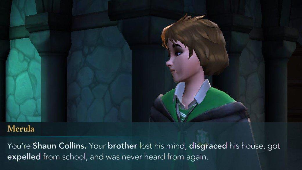 Harry Potter: Hogwarts Mystery — дневник первокурсника . - Изображение 11