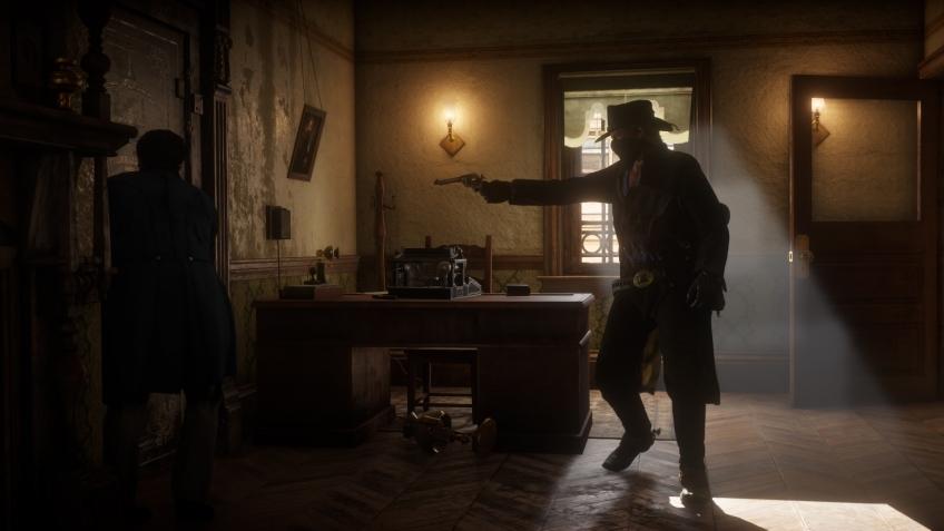 В Red Dead Redemption 2 сделали упор на интерактивность игрового мира, но как именно? Новые детали! . - Изображение 3