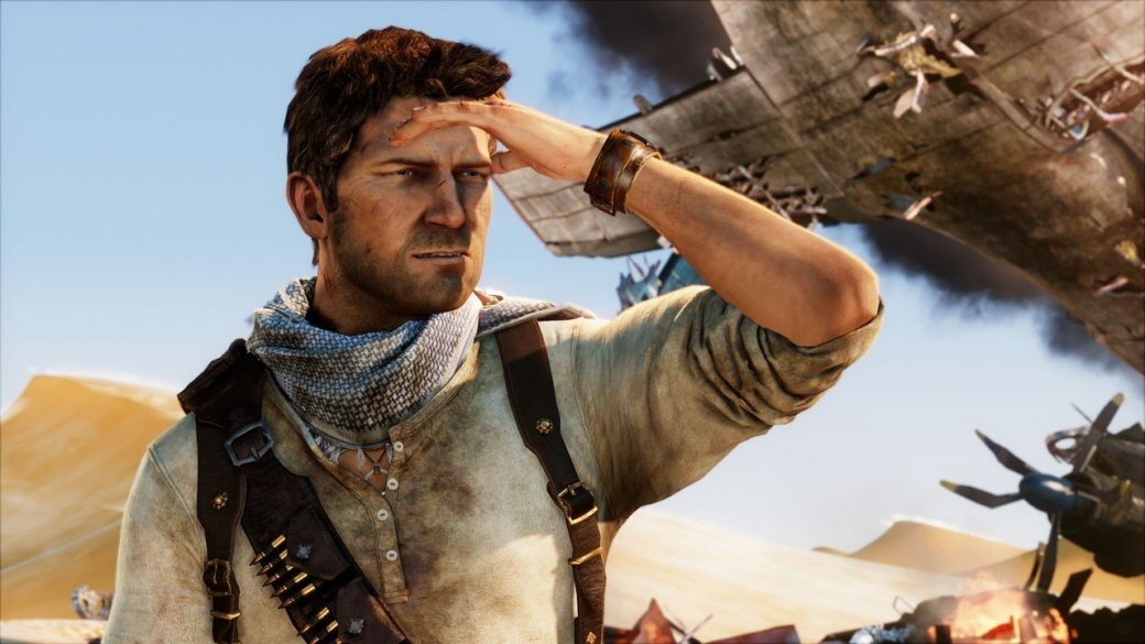 Обзор Uncharted 3: Drake's Deception - рецензия на игру Uncharted 3: Drake's Deception | Рецензии | Канобу