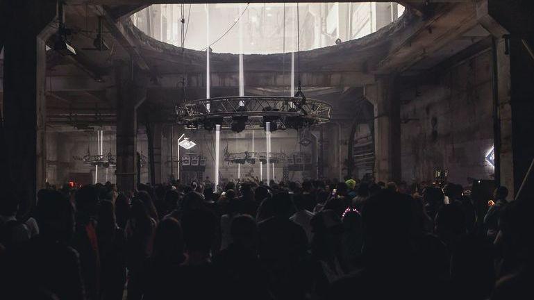 Обновлено: вПитере пройдет GAMMA— фестиваль электронной музыки виндустриальных локациях   Канобу - Изображение 1