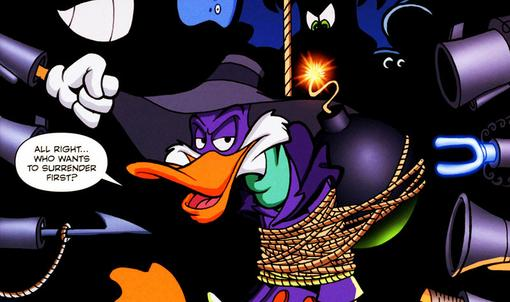 Комиксы: Darkwing Duck | Канобу - Изображение 5