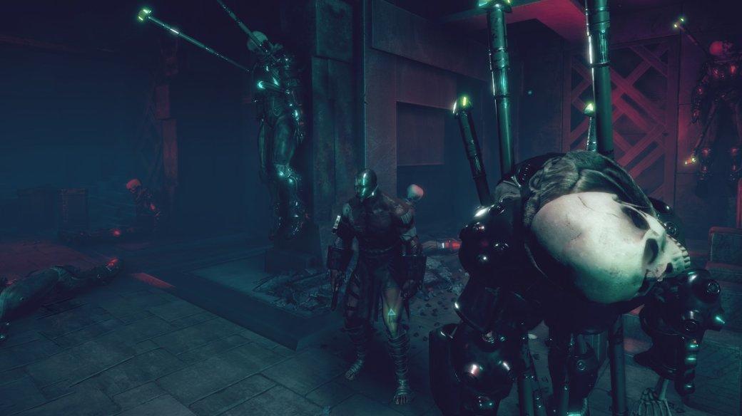 Суть. Immortal: Unchained— бюджетный «Dark Souls спушками» | Канобу - Изображение 2