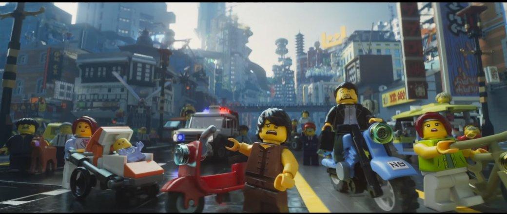 Рецензия на «Лего Ниндзяго Фильм». - Изображение 3