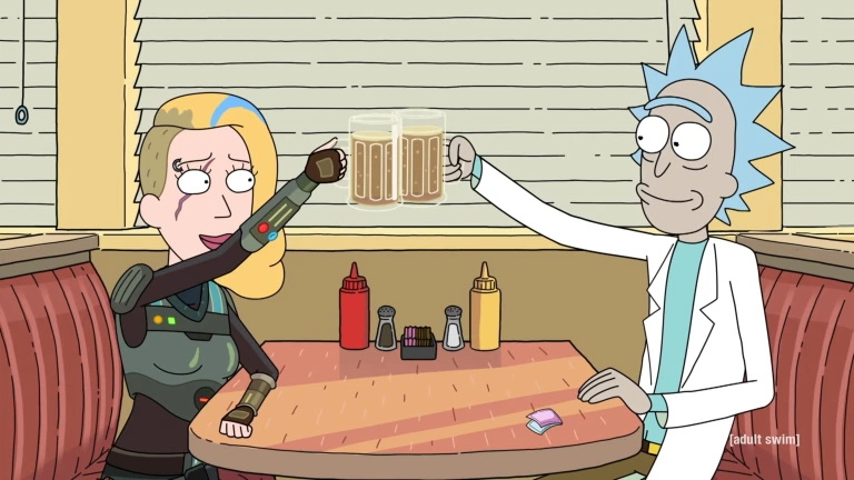 Рецензия на 10 эпизод 4 сезона сериала «Рик и Морти» | Канобу - Изображение 13106