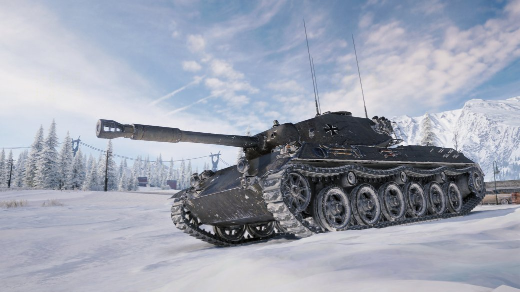 Бонус-коды World of Tanks (WoT) на премиум-танк HWK 30 и премиум-аккаунт  | Канобу - Изображение 1