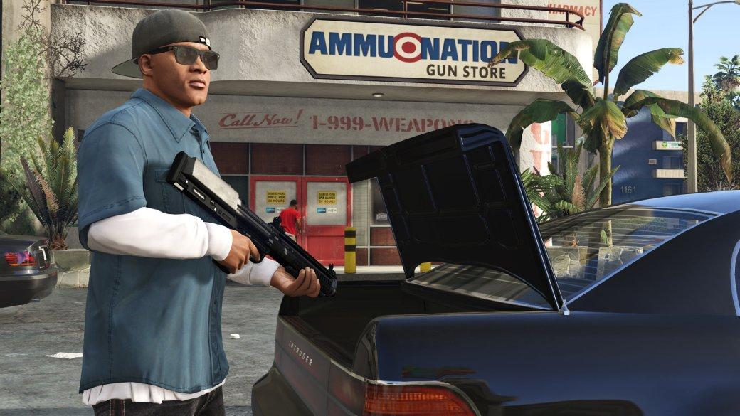 Рецензия на Grand Theft Auto 5. Обзор игры - Изображение 3