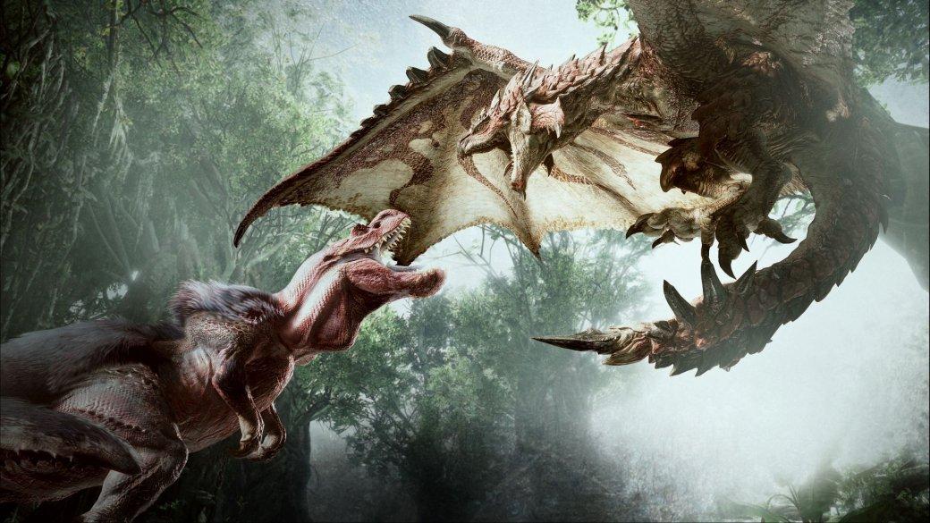 А это точно не новый «Обитель зла»? Первые кадры с Миллой Йовович со съемок фильма Monster Hunter | Канобу - Изображение 560