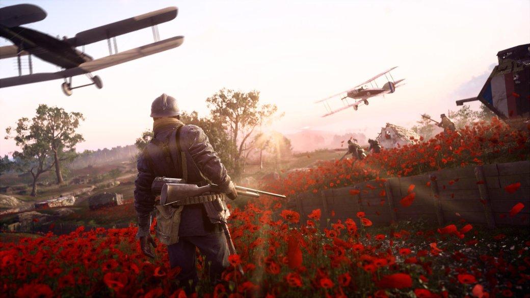Battlefield 1: как Франция выглядит в дополнении «Они не пройдут» | Канобу - Изображение 7