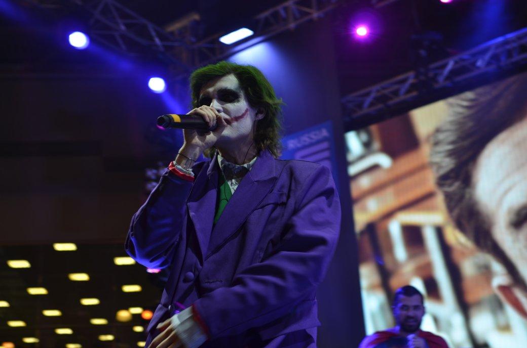 Фотоотчет с «Игромира» и Comic Con Russia, день 2 – концерт Noize MC | Канобу - Изображение 21