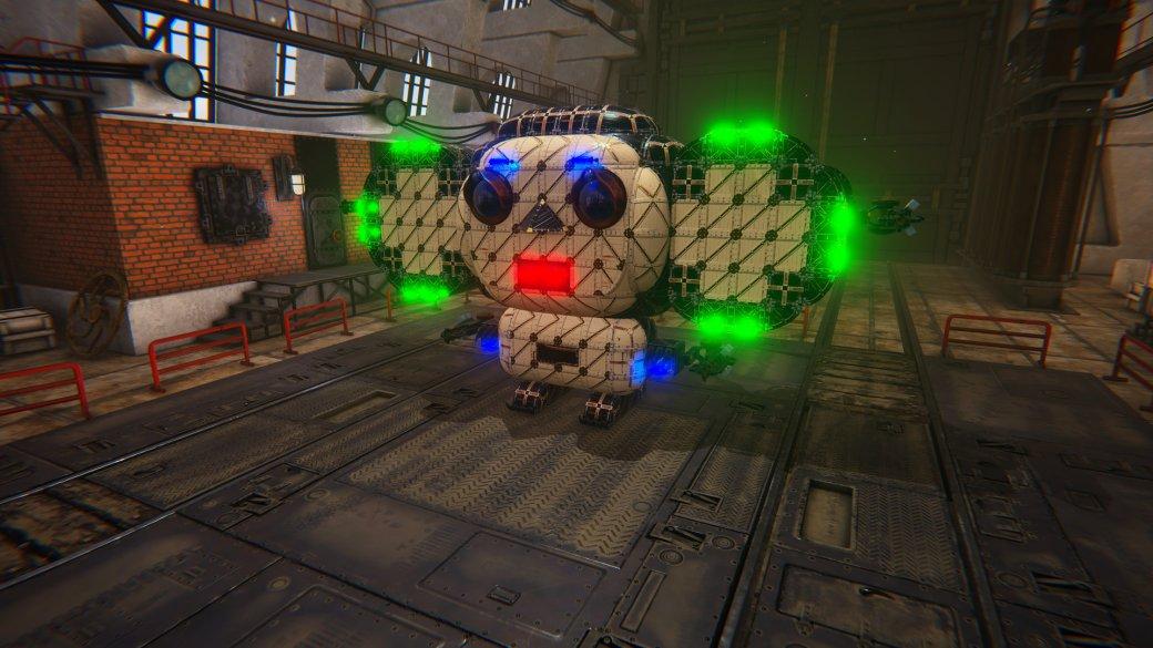 Создай собственную боевую машину в виде Чебурашки и победи всех врагов в SteamCraft! | Канобу - Изображение 1