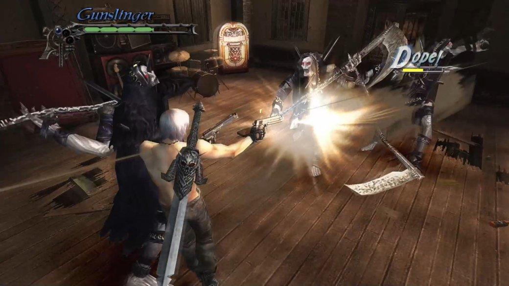 Devil May Cry 3— 15лет. Вот почему это эталонный ивомногом инновационный слэшер   Канобу - Изображение 2174