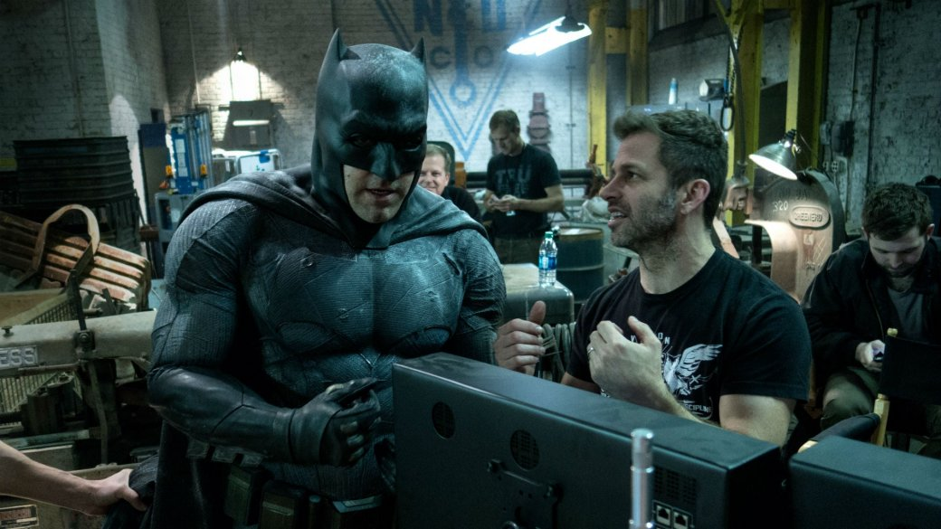 Hyde. How to Prepare to Watch the Director's Cut of Justice League by Zach Snyder | Kanobu - Picture of 1613