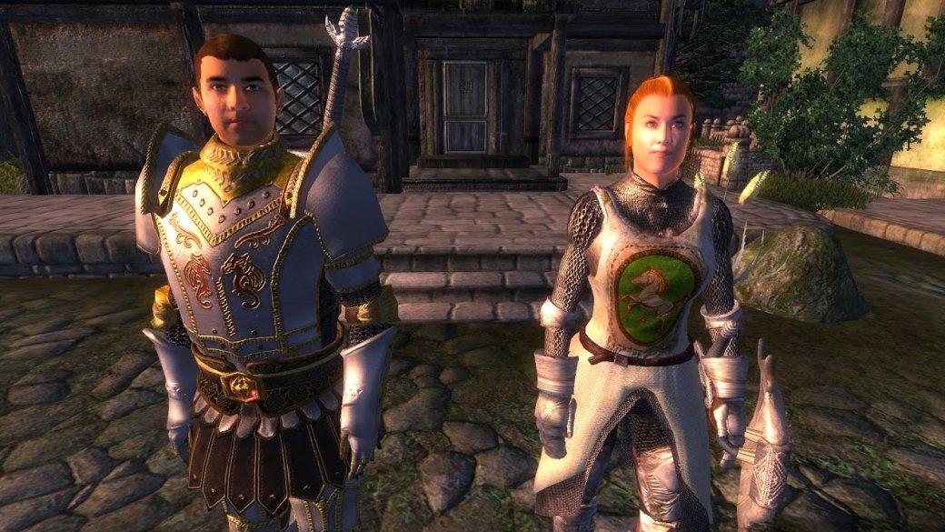 Гифка дня: такие неоднозначные нарушения закона вThe Elder Scrolls IV: Oblivion   Канобу - Изображение 0